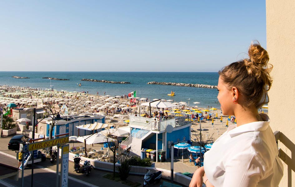 Hotel fronte mare - Bellaria Igea Marina