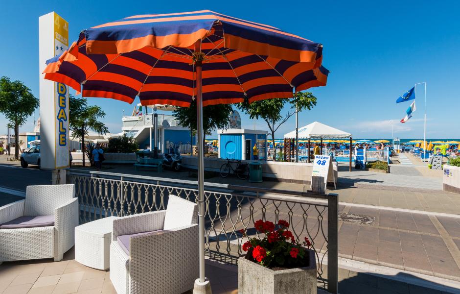 Spiaggia | Hotel Ideale Mare
